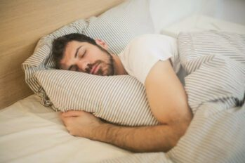 Trouble With Sleeping At Night