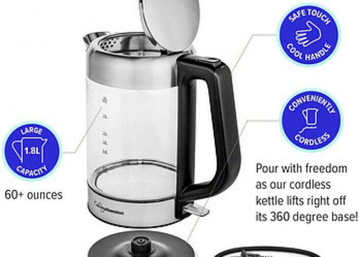 Best Electric Water Kettle for 2021