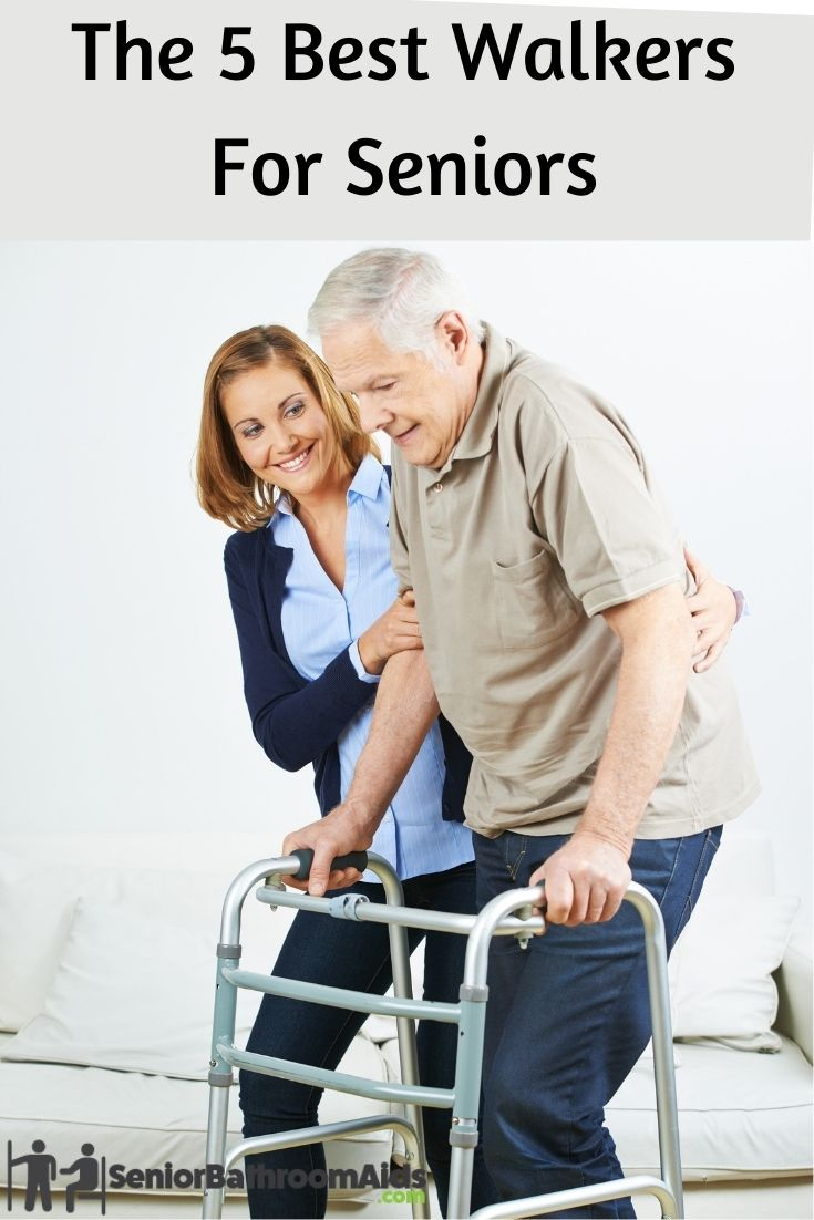 Best Walkers for Seniors -Images of Walkers