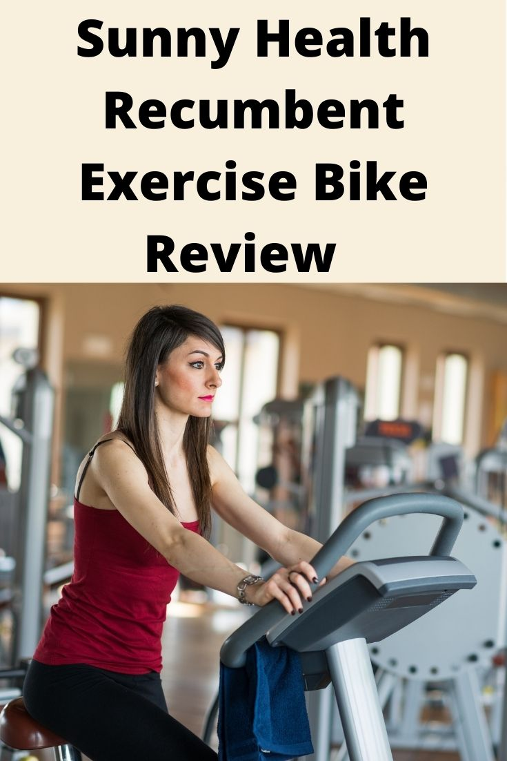 Sunny Health and Fitness Recumbent Bike Review