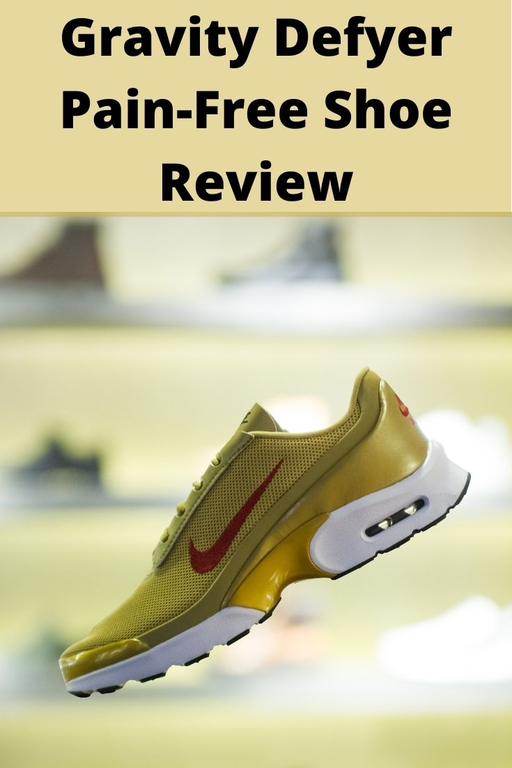 Gravity Defyer Pain Free Shoe Review