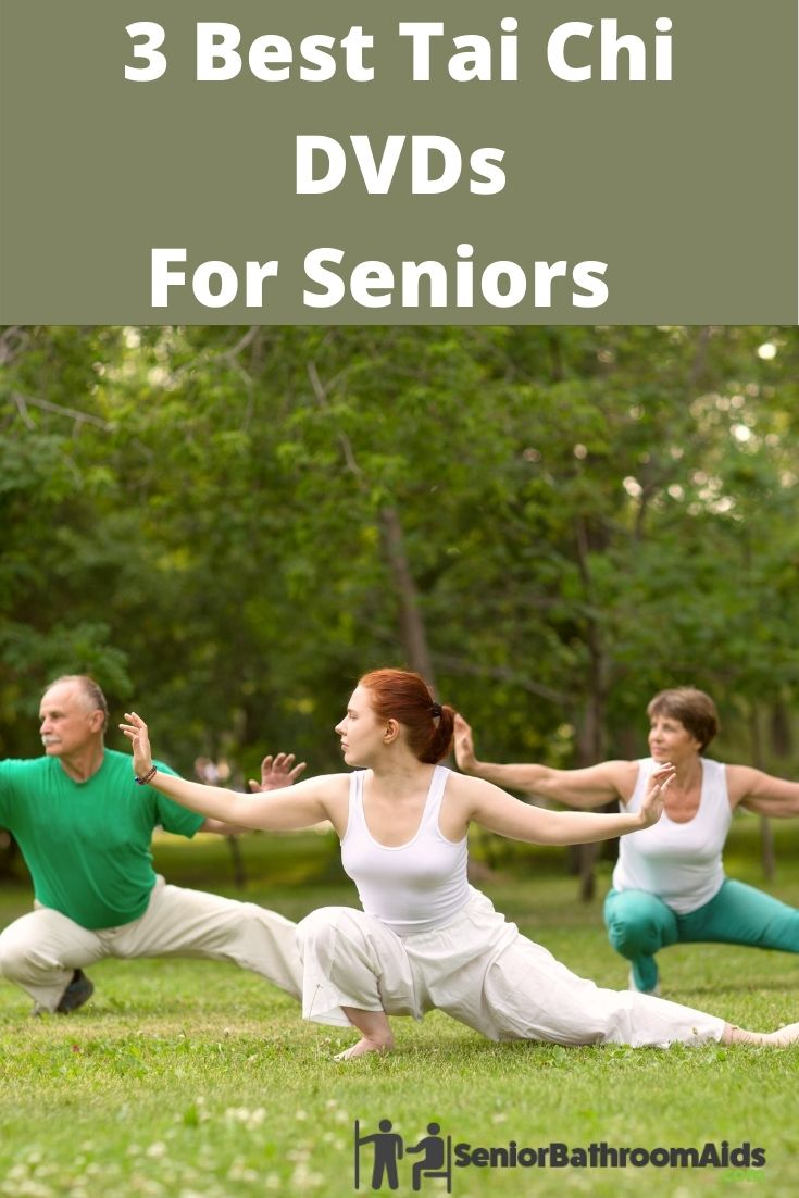 3 Best Tai Chi DVDs for Seniors Review