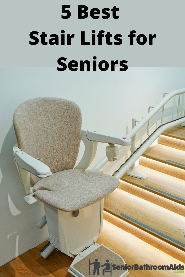 5 Best Stair Lifts for Seniors